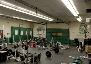 Join JMM athletes after school in the weight room for winter training.