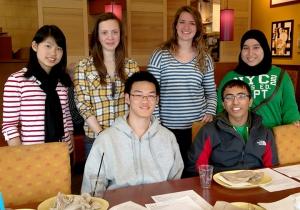 Senior Editors 2013