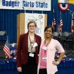 Badger State Girls from JMMHS