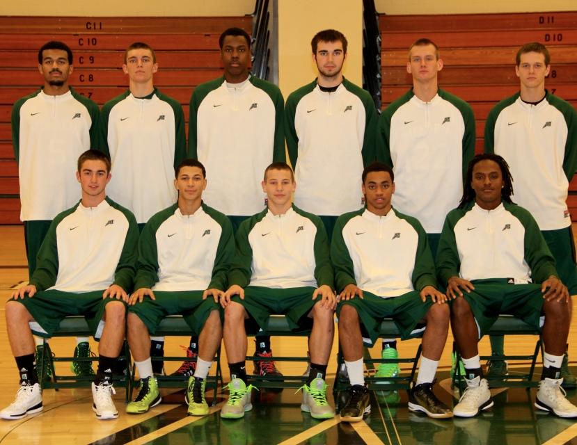 2013 - 2014 Boys Basketball Team