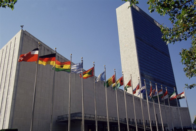 The headquarters of the United Nations in New York City. (Photo Credit: The Huffington Post).